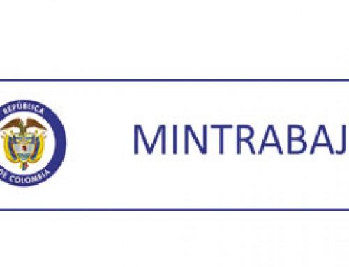 MINTRABAJO